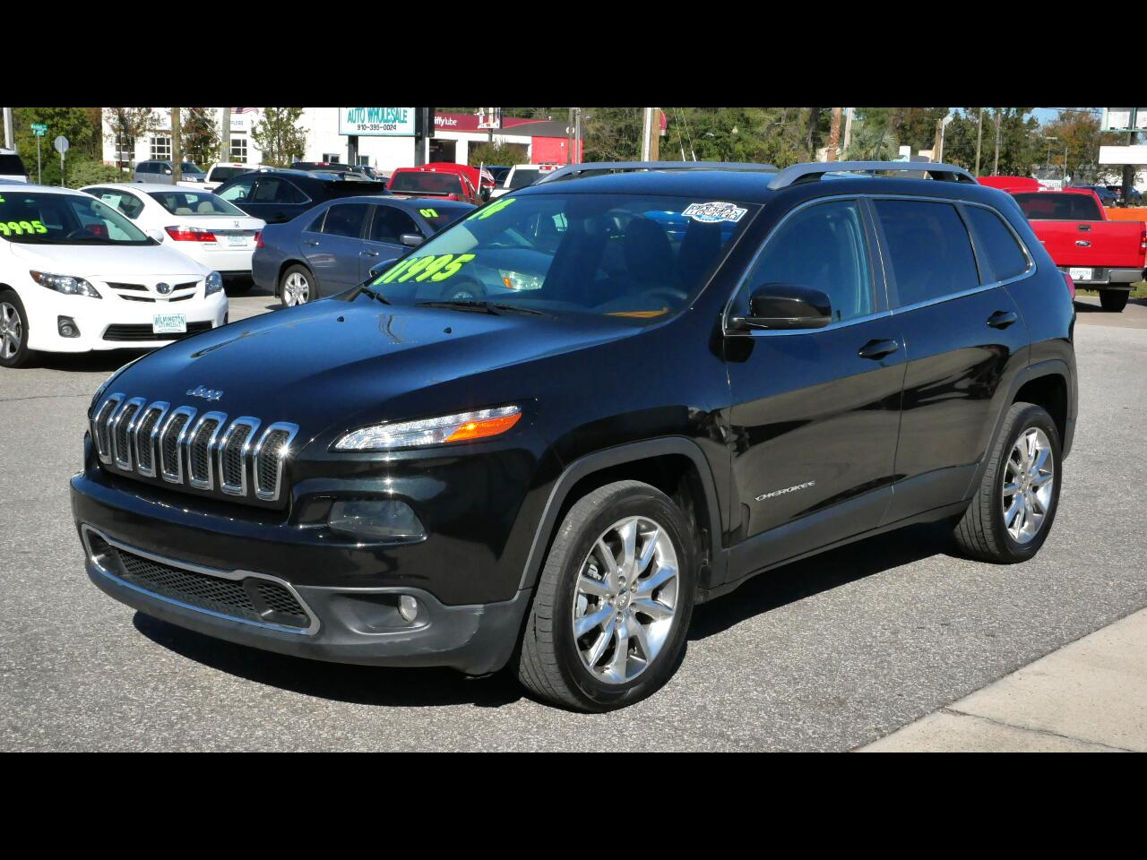 Jeep Cherokee Limited FWD 2014