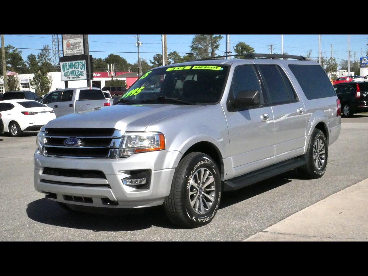 Ford Expedition EL 4WD 4dr XLT 2015