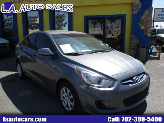 2014 Hyundai Accent GLS 4-Door