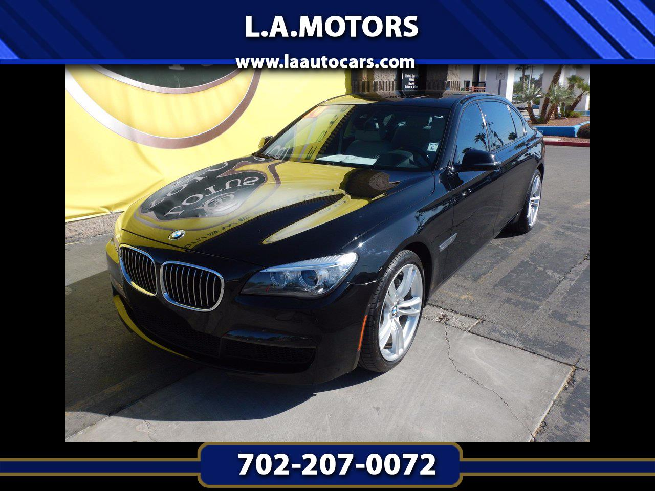 2014 BMW 7-Series 740iL