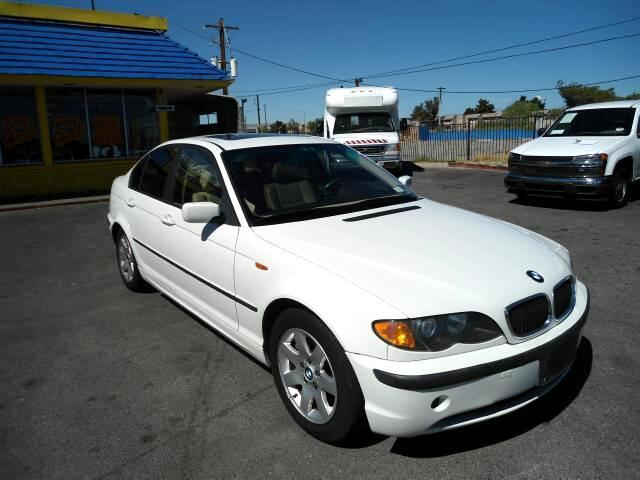 2002 BMW 3-Series 325i Sedan
