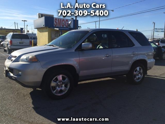 2004 Acura MDX Sport Package