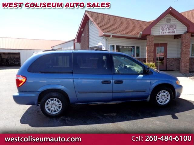 2007 Dodge Grand Caravan 4dr Wgn SE