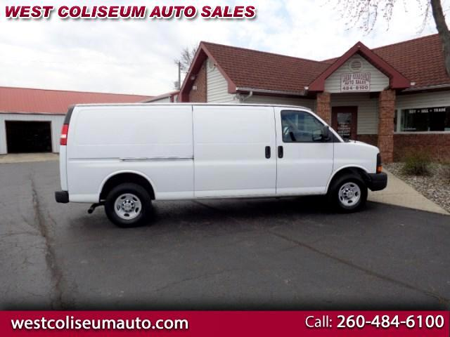 2011 Chevrolet Express 3500 Cargo Extended
