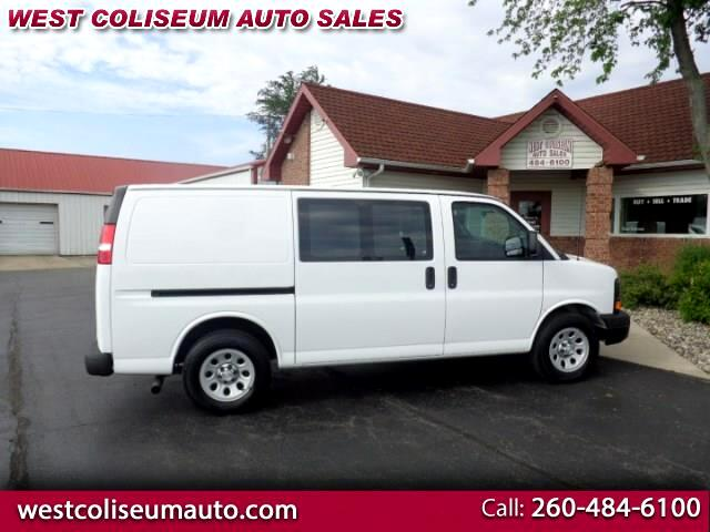 2014 Chevrolet Express 1500 AWD Cargo