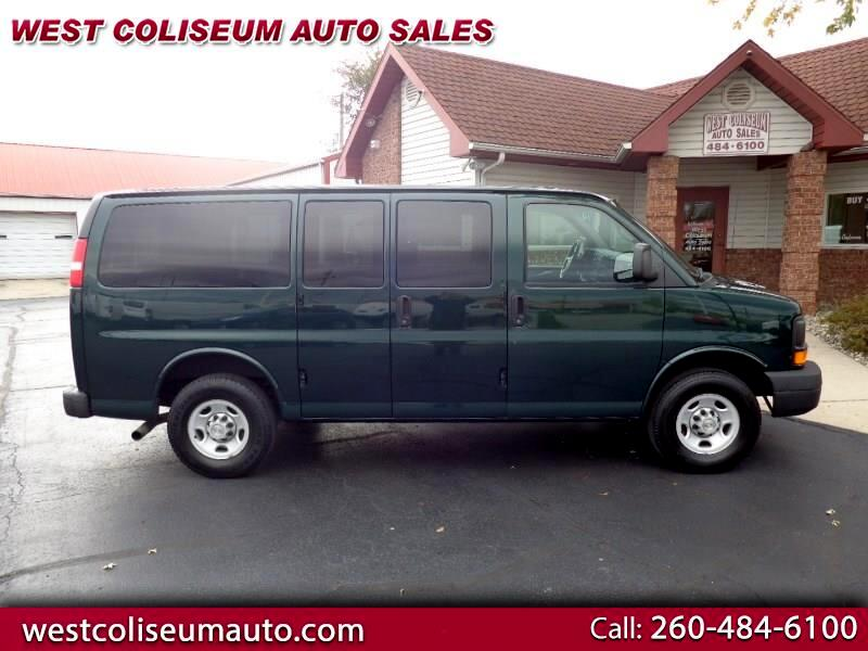 2009 Chevrolet Express LS 2500