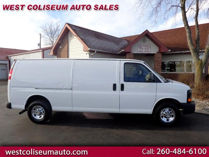 2013 Chevrolet Express 3500 Cargo Extended