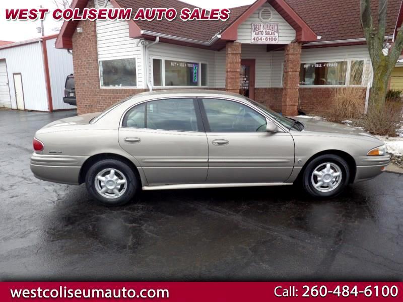 2001 Buick LeSabre Custom