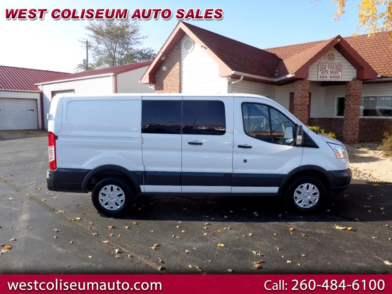 2018 Ford Transit 250 Van Low Roof 60/40 Pass.130-in. WB