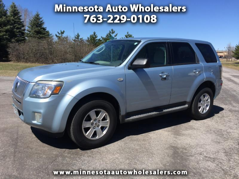 2009 Mercury Mariner FWD 4dr Convenience