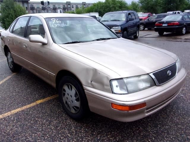 1996 Toyota Avalon XL