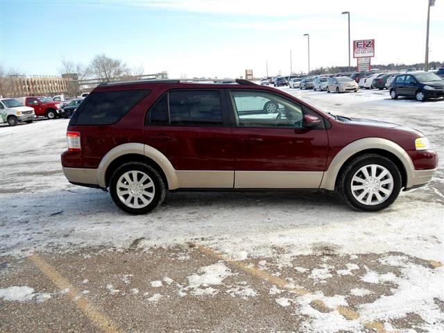 2008 Ford Taurus X Eddie Bauer FWD