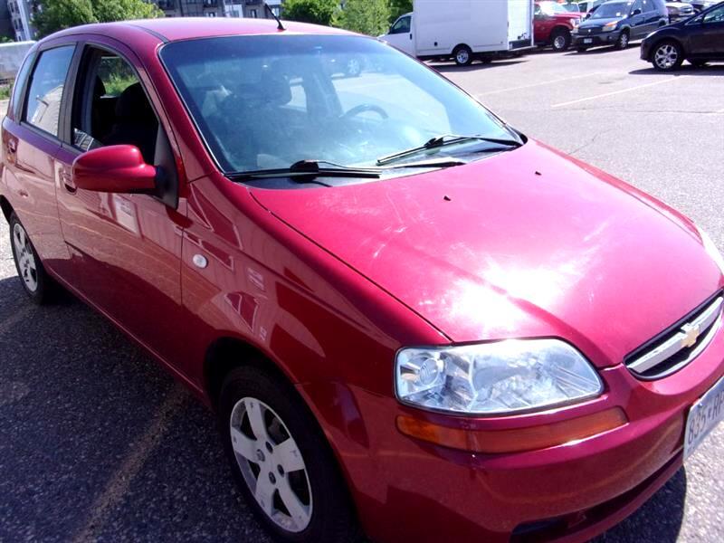 2006 Chevrolet Aveo LS 5-Door