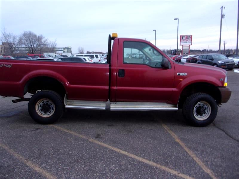 2002 Ford F-350 SD XL 4WD