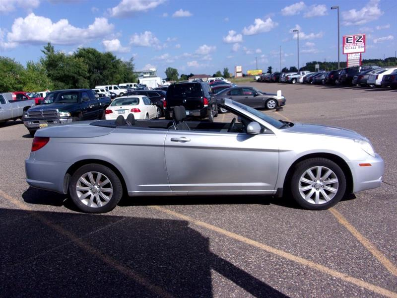 2010 Chrysler Sebring Convertible Touring