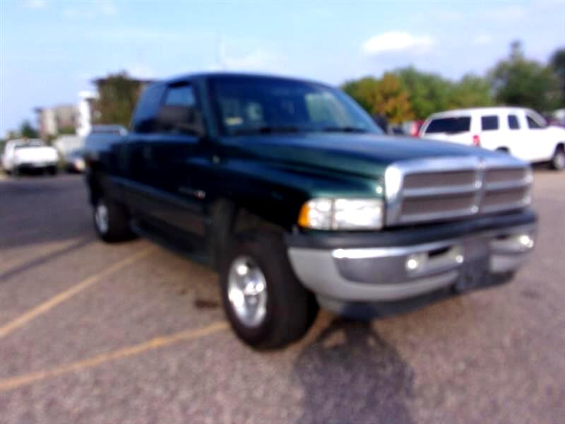 1999 Dodge Ram 1500 Quad Cab Long Bed 4WD