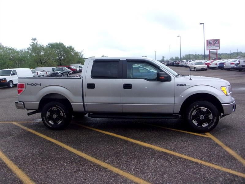 Ford F-150 FX4 SuperCrew 5.5-ft. Bed 4WD 2014