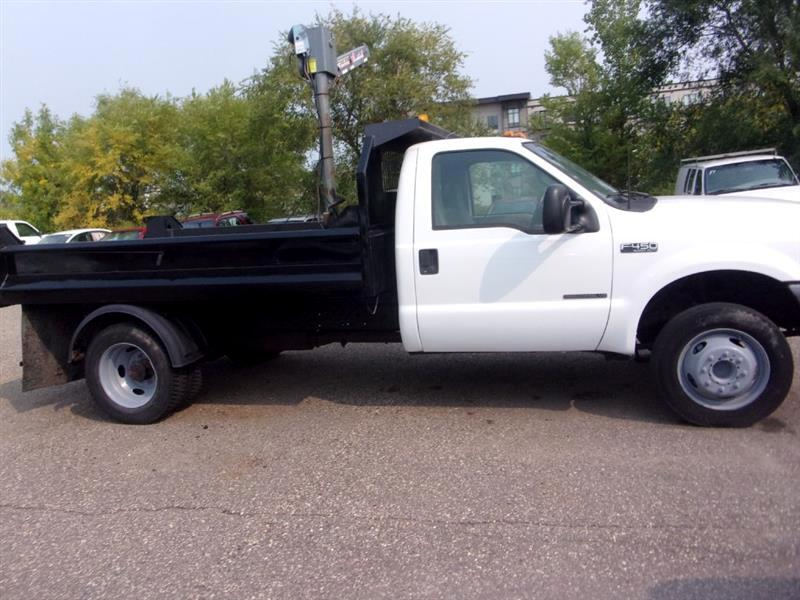 Ford F-450 SD Regular Cab 2WD DRW 2000