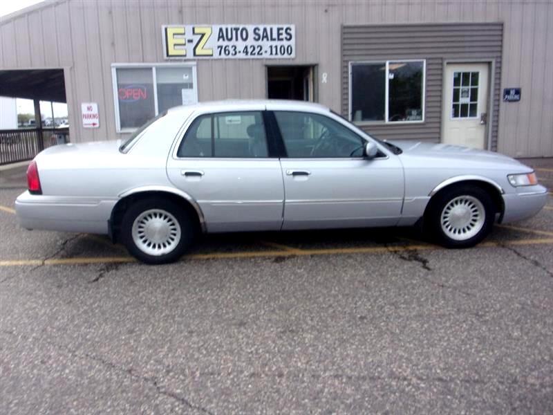 Mercury Grand Marquis LS 1999