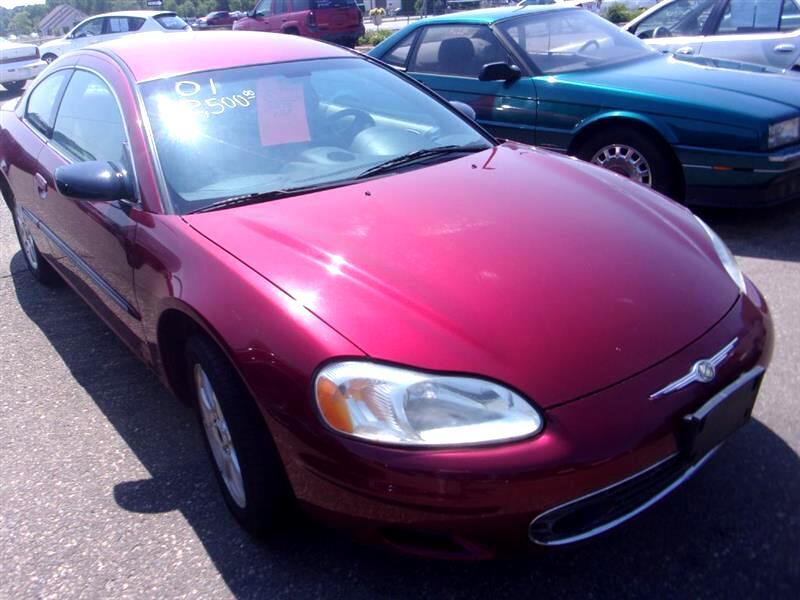Chrysler Sebring LX Coupe 2001