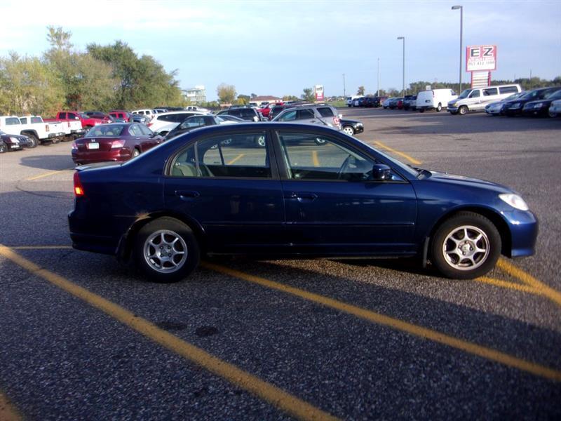 Honda Civic Hybrid Sedan 2005