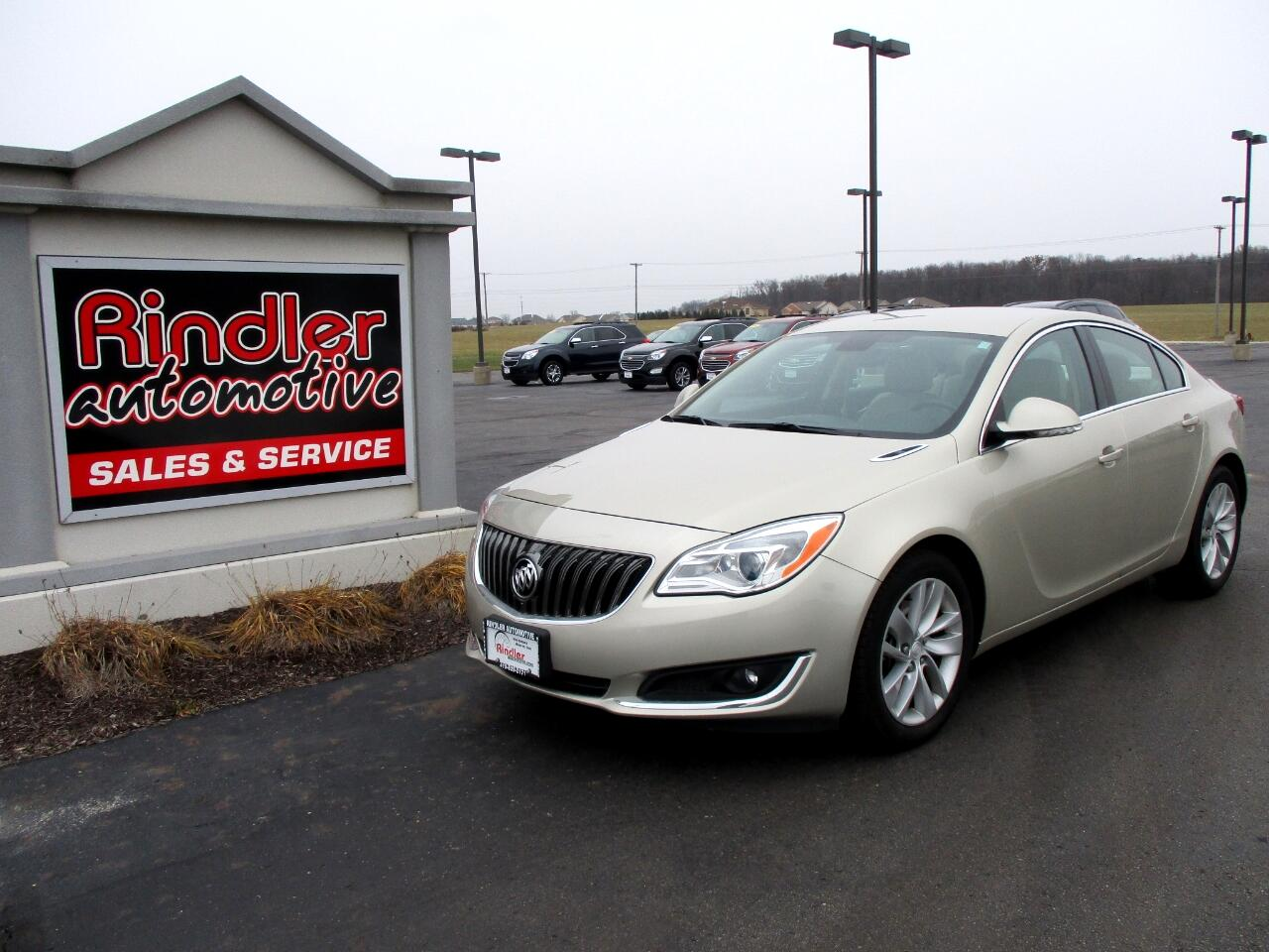 2015 Buick Regal Turbo FWD