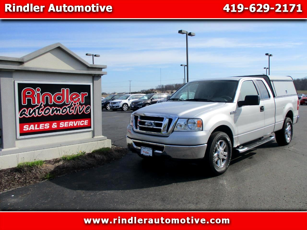 Ford F-150 XLT SuperCab 4WD 2008