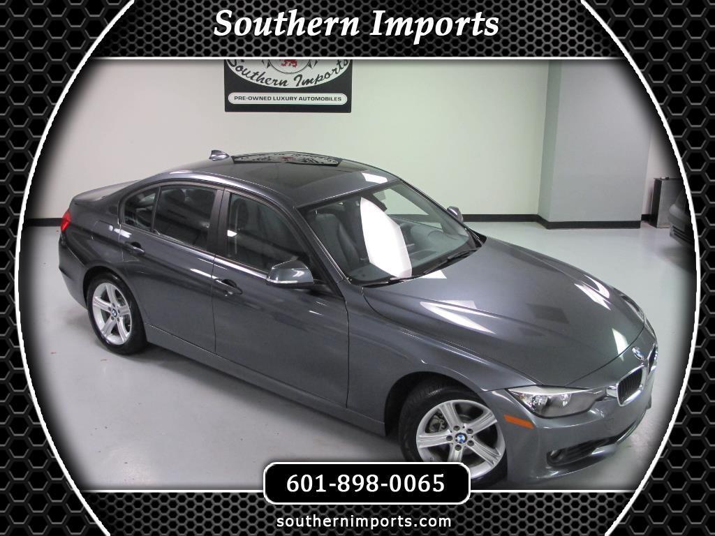 2015 BMW 3-Series I