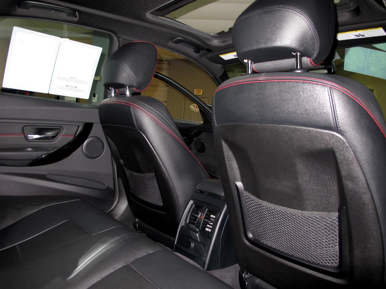 2015 BMW 3 Series 4dr Sdn 335i RWD