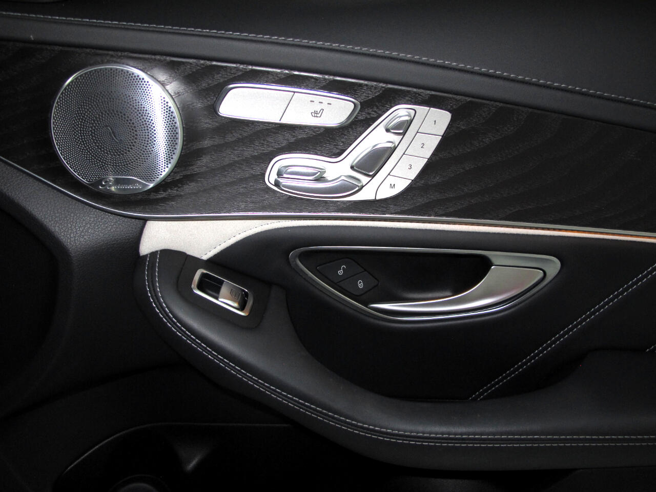 2016 Mercedes-Benz C-Class 4dr Sdn AMG C 63 S RWD