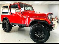 1984 Jeep CJ 4WD
