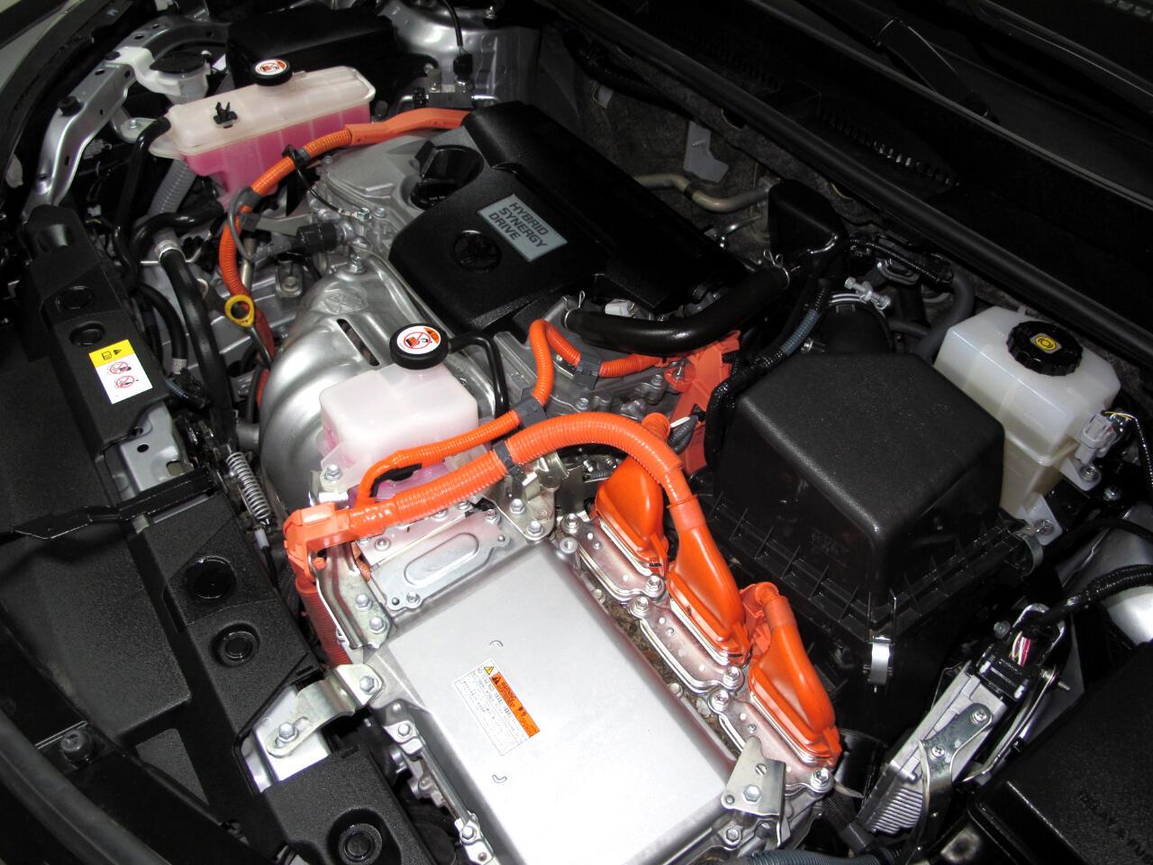 2017 Toyota RAV4 Hybrid Limited AWD (Natl)