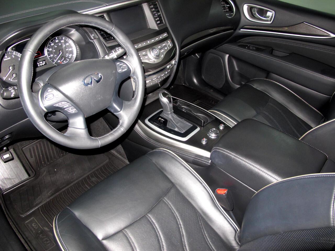 2016 Infiniti QX60 FWD 4dr