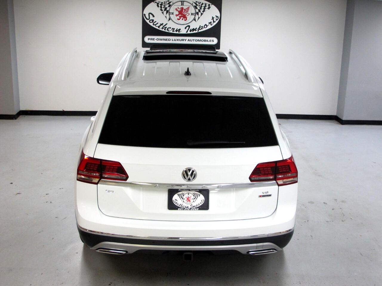 2019 Volkswagen Atlas 3.6L V6 SEL Premium 4MOTION