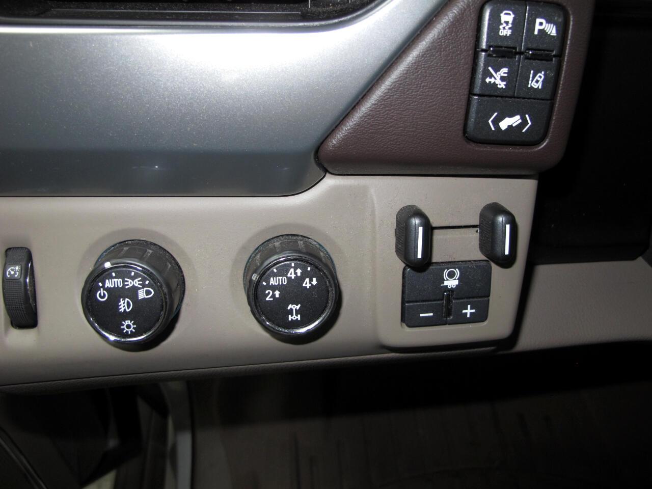 2015 Chevrolet Tahoe 4WD 4dr LTZ