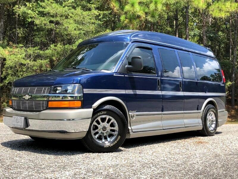 Chevrolet Express 1500 Cargo 2004