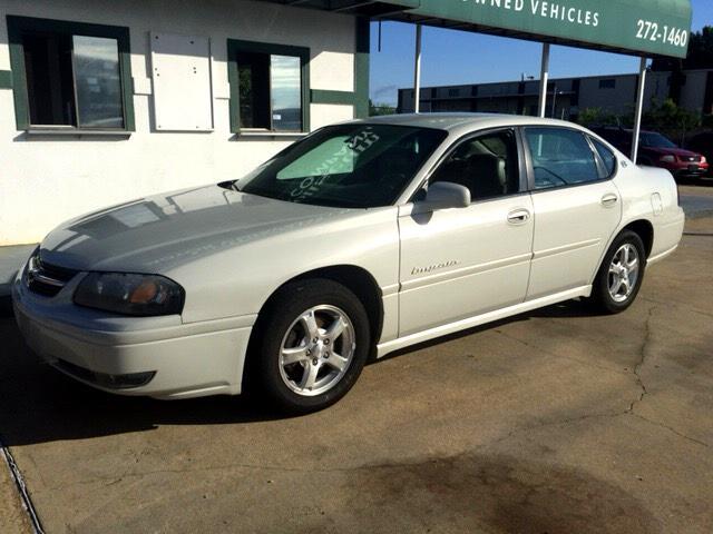 2004 Chevrolet Impala 4dr Sdn LT 3.5L