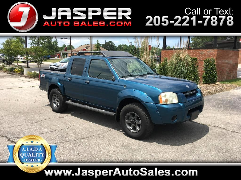 2004 Nissan Frontier XE V6 King Cab 4WD