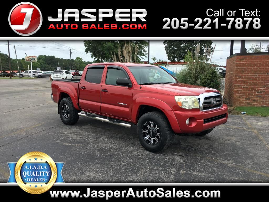 2009 Toyota Tacoma 4WD Double V6 AT (Natl)