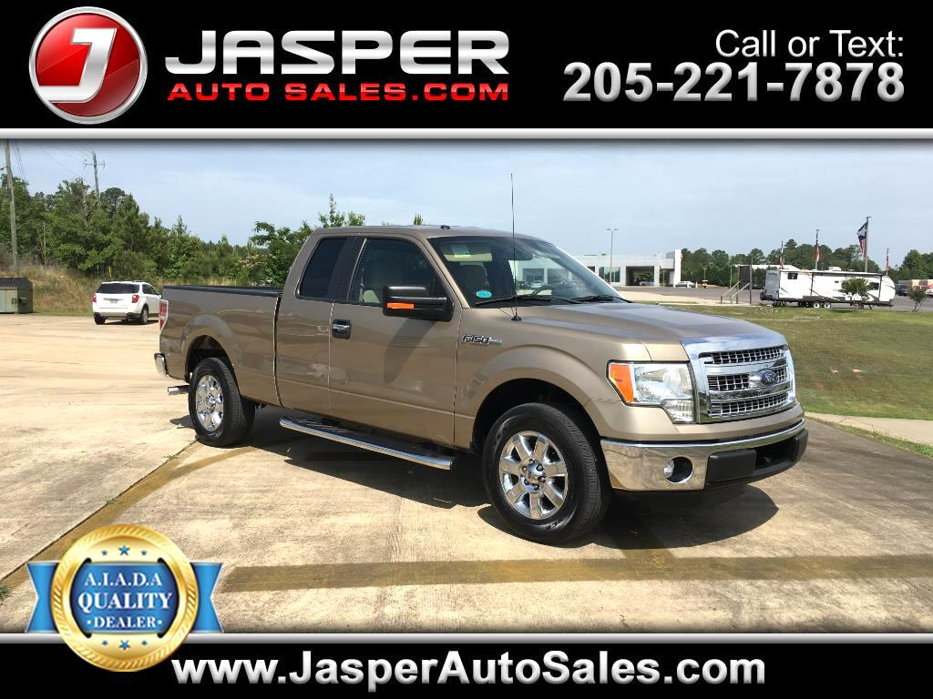 2013 Ford F-150 XLT SuperCab 2WD