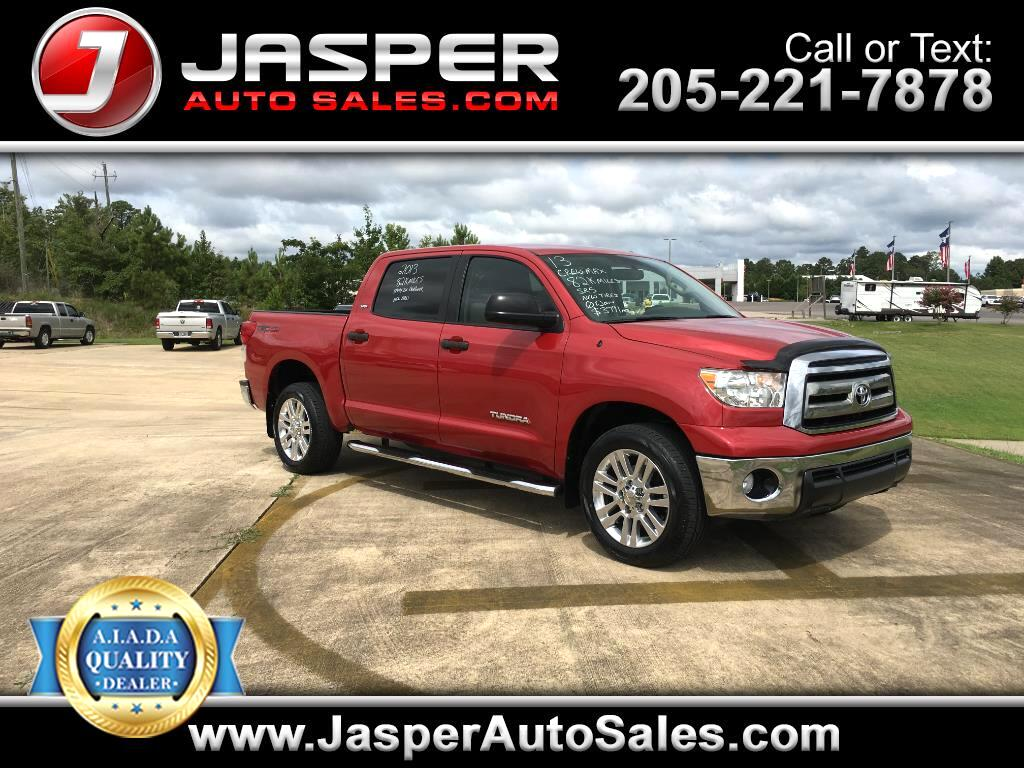 2013 Toyota Tundra 2WD Truck CrewMax 4.6L V8 6-Spd AT (Natl)