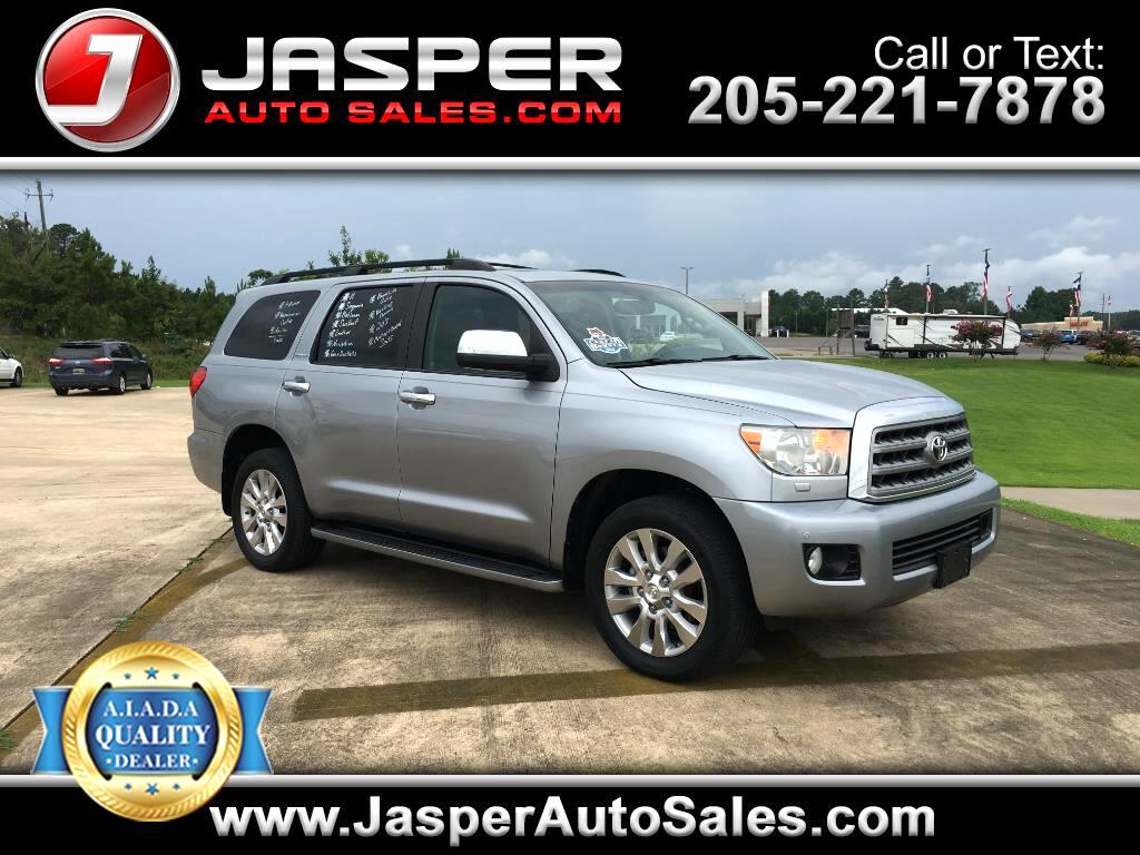 2011 Toyota Sequoia RWD LV8 6-Spd AT Platinum (Natl)