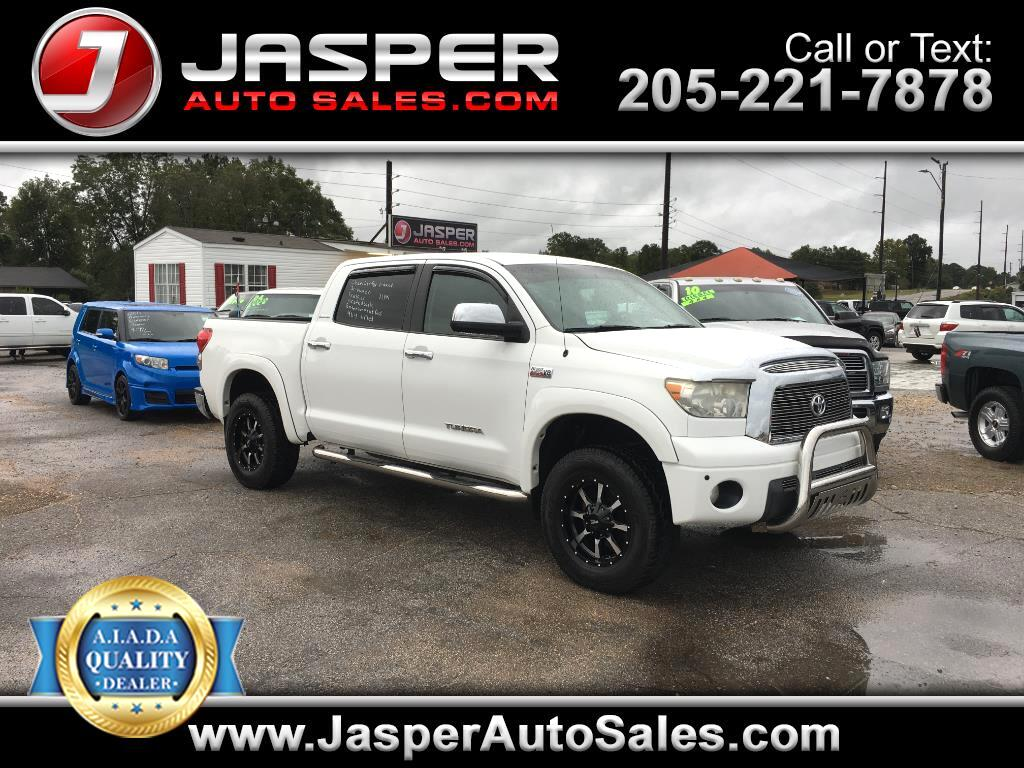 2008 Toyota Tundra 4WD Truck CrewMax 5.7L V8 6-Spd AT LTD (Natl)