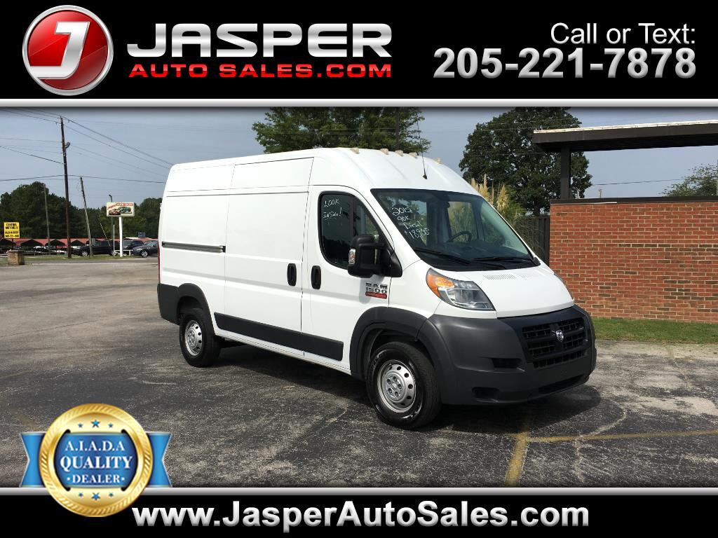 2015 RAM ProMaster Cargo Van 1500 High Roof 136