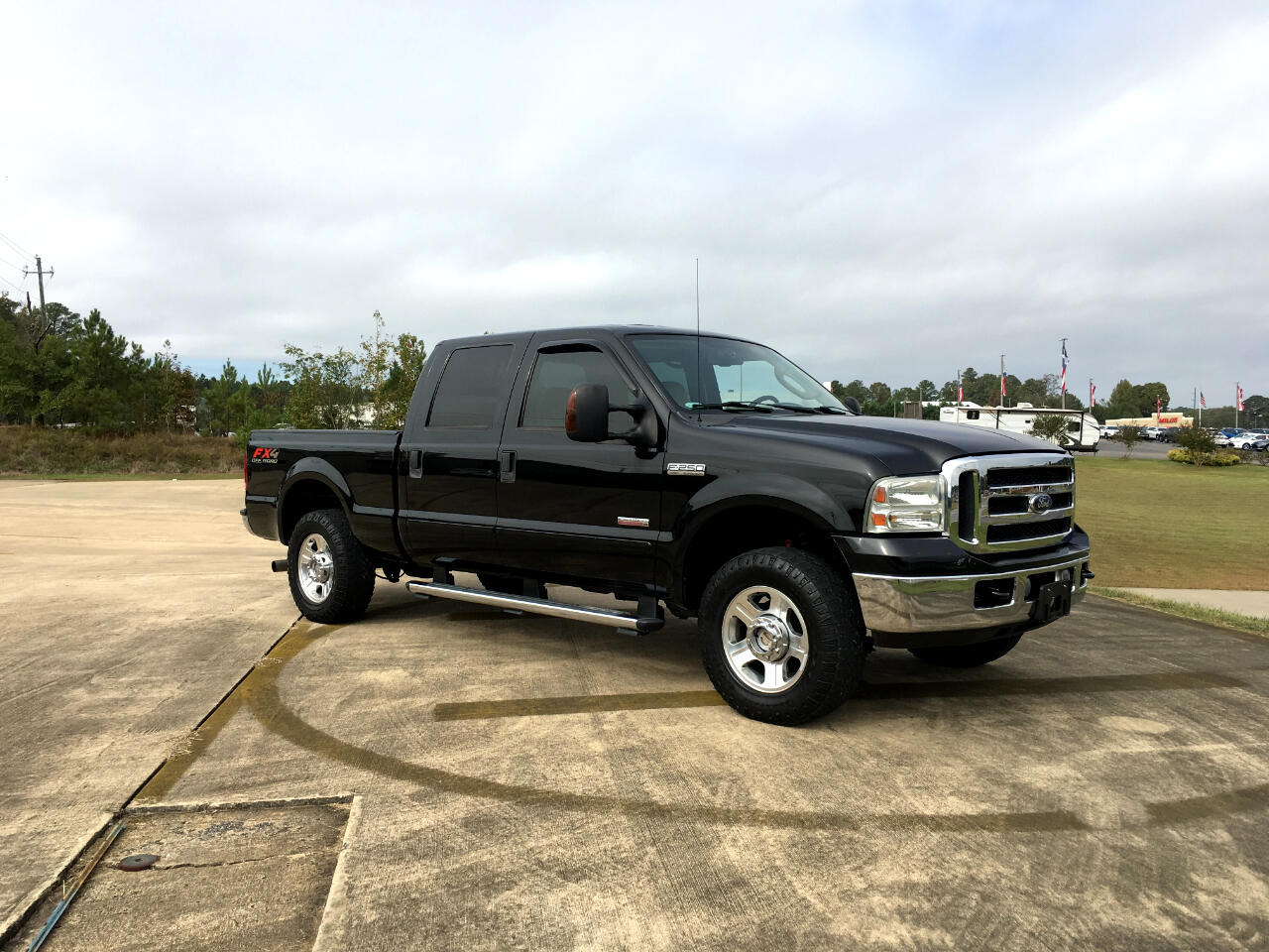2006 Ford Super Duty F-250 4WD Crew Cab 156
