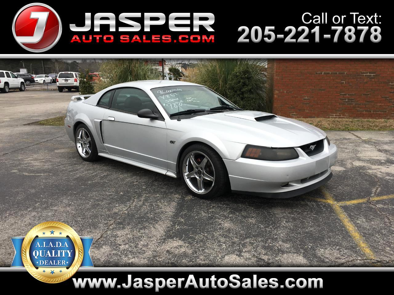 2003 Ford Mustang 2dr Cpe GT Deluxe
