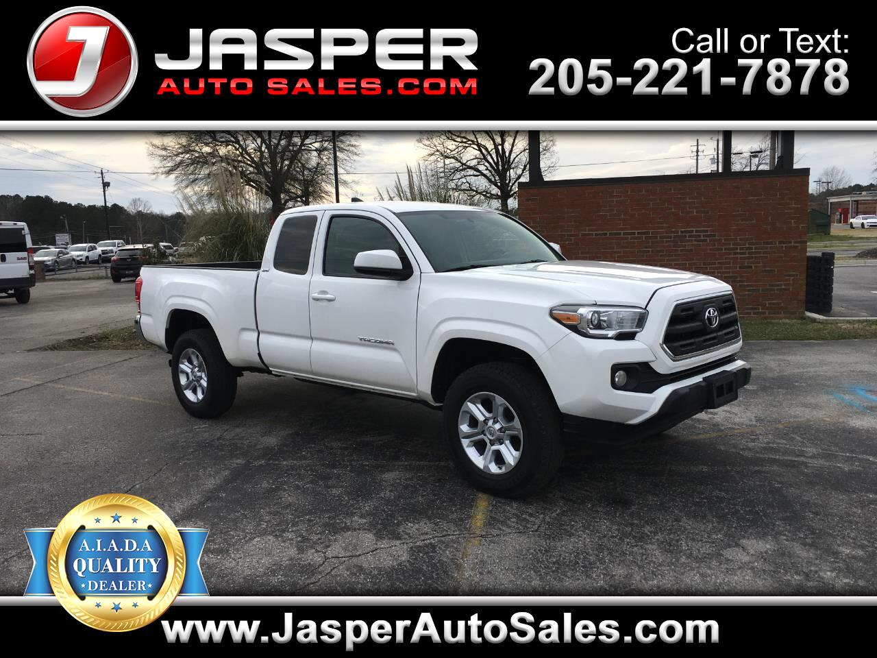 2016 Toyota Tacoma 4WD Access Cab V6 AT SR5 (Natl)