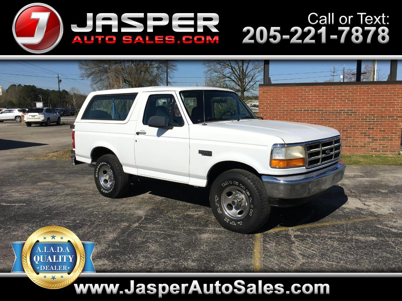 1996 Ford Bronco 105