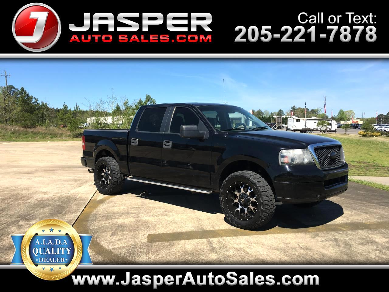 2007 Ford F-150 2WD SuperCrew 139