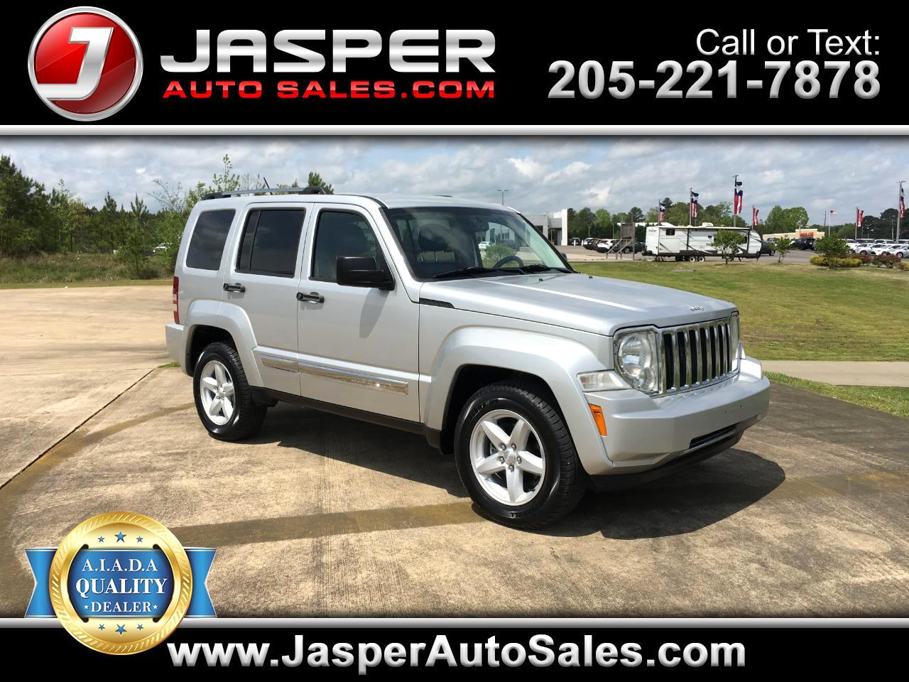 2012 Jeep Liberty RWD 4dr Limited